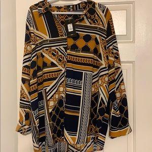Fashion Nova Button Shirt
